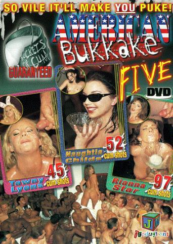 American Bukkake Five