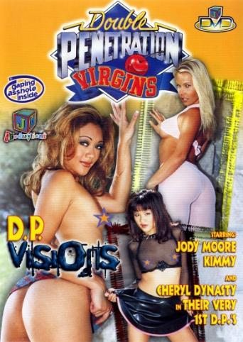 Double Penetration Virgins 11 DP Visions from JM Productions front cover
