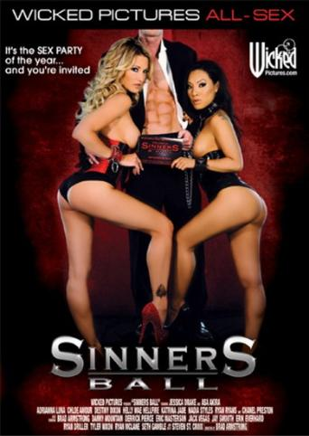 Sinners Ball from Wicked front cover
