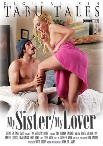 My Sister My Lover from Digital Sin front cover