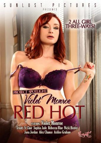 Project Spotlight Violet Monroe Red Hot