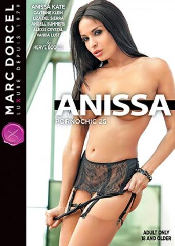 Pornochic 25 Anissa from Marc Dorcel front cover