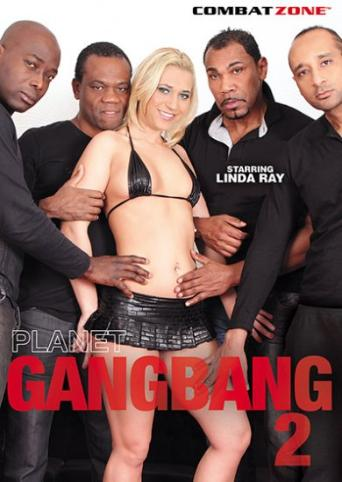 Planet Gangbang 2 from Combat Zone front cover