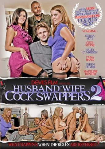 Husband Wife Cock Swappers 2 from Devil's Film front cover