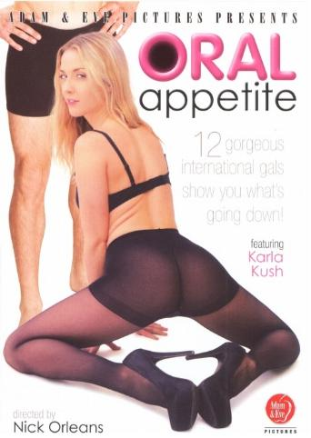 Oral Appetite from Adam & Eve front cover