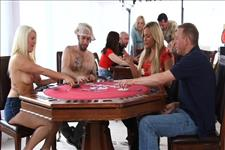 Strip Poker Orgy