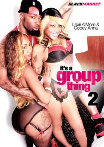It's A Group Thing 2 from Black Market front cover