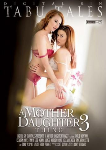 A Mother Daughter Thing 3 from Digital Sin front cover