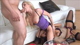 Anal Swinger Orgy