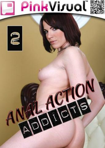 Anal Action Addicts 2 from Pink Visual front cover