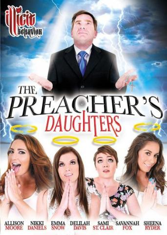 The Preacher's Daughters from Illicit Behavior front cover