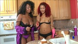 The Lesbian Cooking Show 2 Scene 3