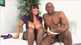 Interracial Cougars 3 Scene 3