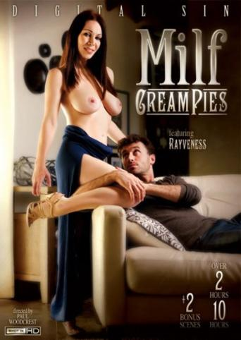 MILF Cream Pies from Digital Sin front cover