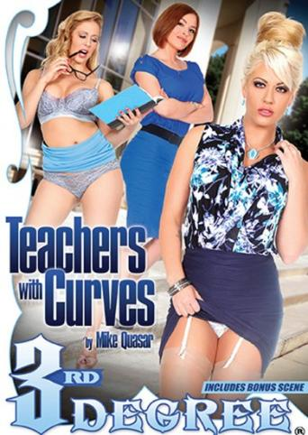 Teachers With Curves from 3rd Degree front cover