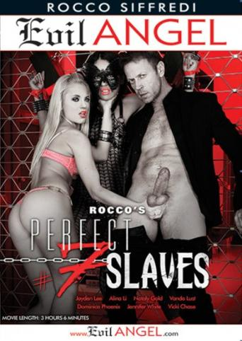 Rocco's Perfect Slaves 7 from Evil Angel: Rocco Siffredi front cover