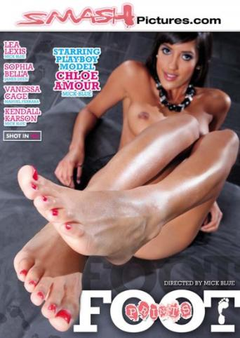 Foot Prints from Smash Pictures front cover