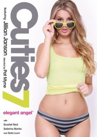 Cuties 7 from Elegant Angel front cover