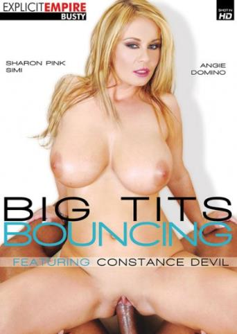 Big Tits Bouncing from Explicit Empire front cover
