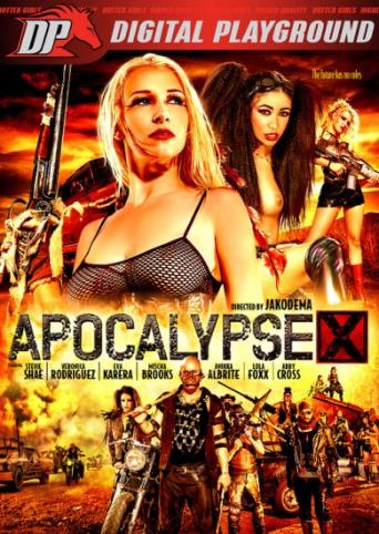 Apocalypse X from Digital Playground front cover