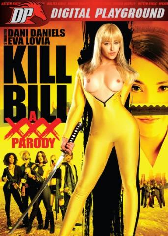 Kill Bill A XXX Parody from Digital Playground front cover