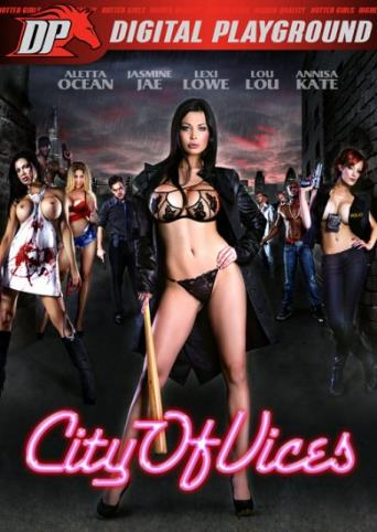 City Of Vices from Digital Playground front cover