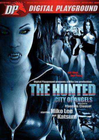 The Hunted City Of Angels from Digital Playground front cover