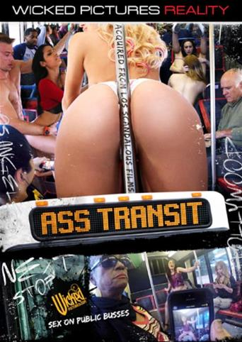 Ass Transit from Wicked front cover