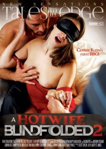 A Hotwife Blindfolded 2 from New Sensations front cover