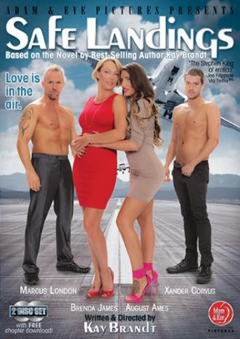 Safe Landings from Adam & Eve front cover