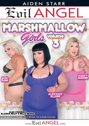 Marshmallow Girls 3 from Evil Angel front cover