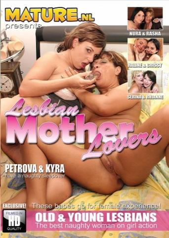 Lesbian Mother Lovers from Mature front cover