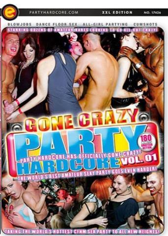 Party Hardcore Gone Crazy from Party Hardcore front cover