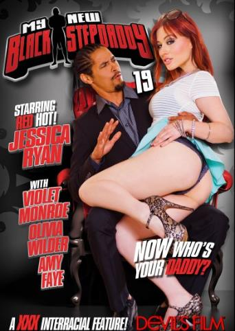 My New Black Stepdaddy 19 from Devil's Film front cover