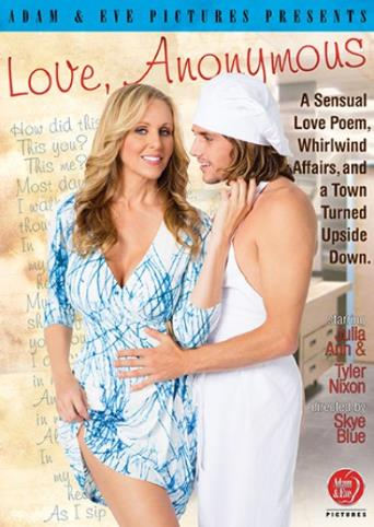Love Anonymous from Adam & Eve front cover