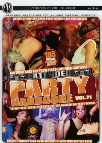 Party Hardcore 71 from Party Hardcore front cover