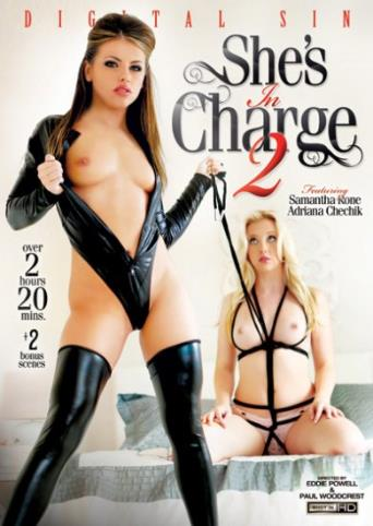 She's In Charge 2 from Digital Sin front cover
