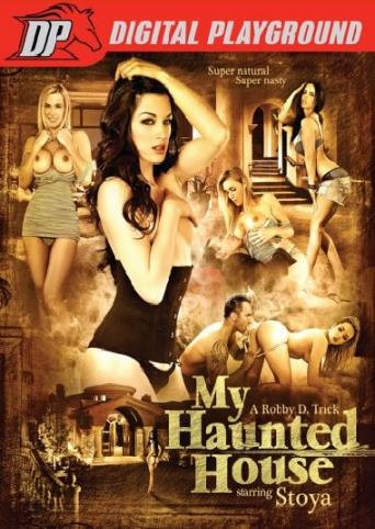 My Haunted House from Digital Playground front cover