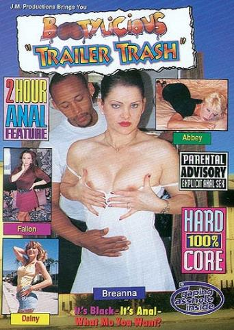 Bootylicious Trailer Trash from JM Productions front cover