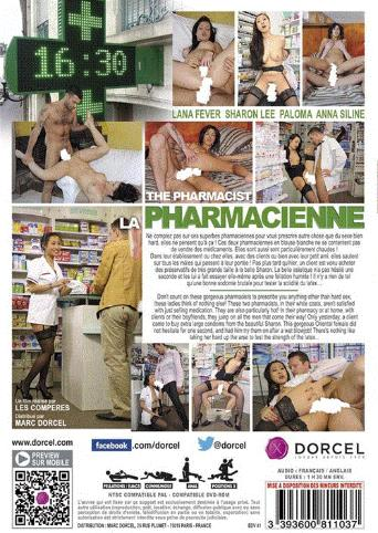 The Pharmacist from Marc Dorcel back cover