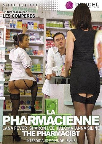 The Pharmacist from Marc Dorcel front cover