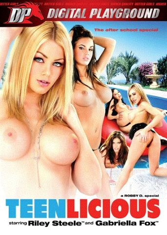 Teenlicious from Digital Playground front cover