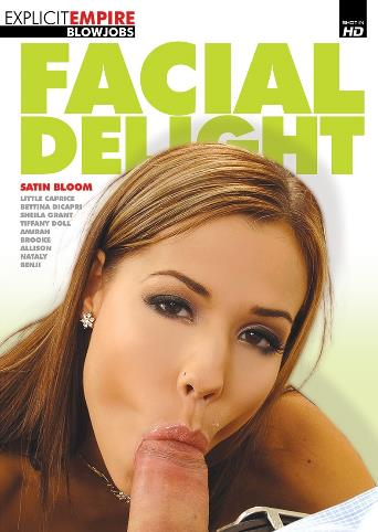 Facial Delight from Explicit Empire front cover