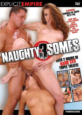 Naughty Threesomes