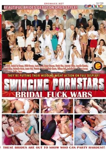 Swinging Pornstars Bridal Fuck Wars