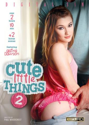 Cute Little Things 2 from Digital Sin front cover