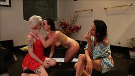 Shy Love's Wet Scene 4