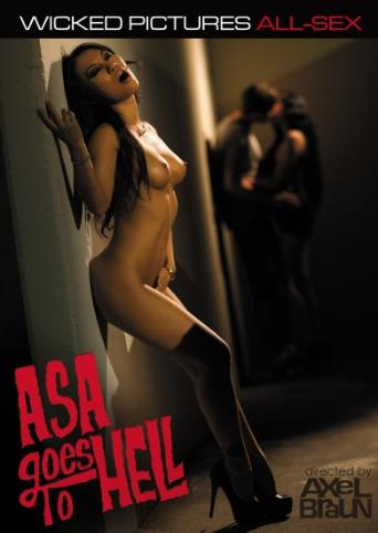 Asa Goes To Hell from Wicked front cover