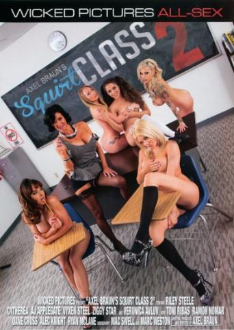 Axel Braun's Squirt Class 2 from Wicked front cover
