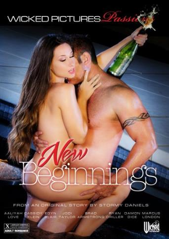 New Beginnings from Wicked front cover
